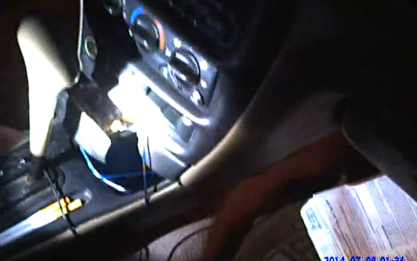 Houston Police Department Body Camera  Footage Shows That One Blunt Was Not In Plain View